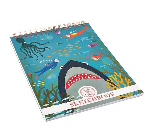 Deep Sea Sketch Book