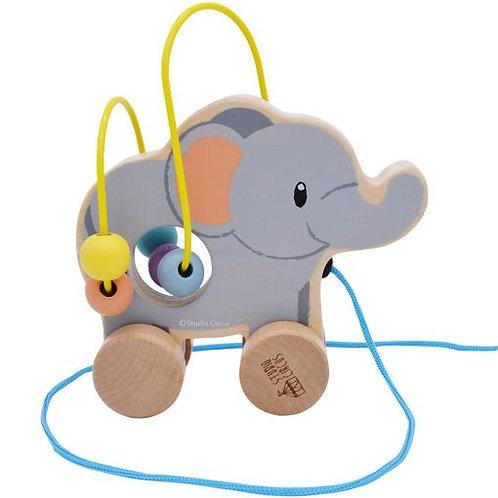 Elephant/Giraffe Rolling Bead Coaster