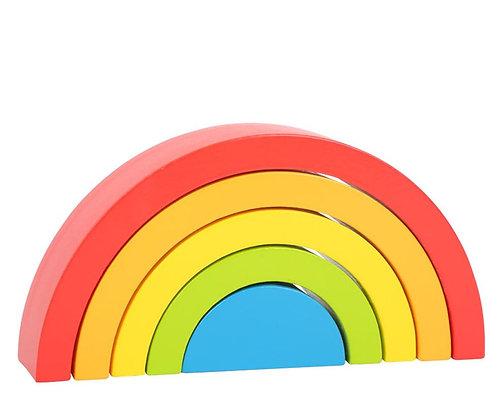 Small Wooden Rainbow