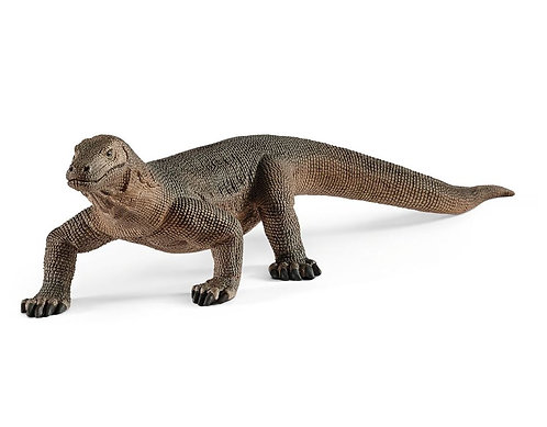SCHLEICH Komodo Dragon Figure