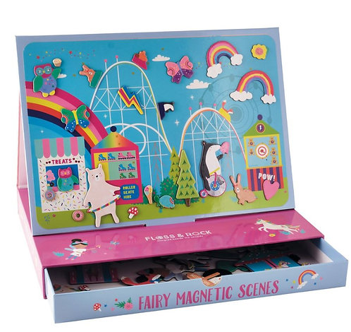 Fairy Magnetic Play Scene
