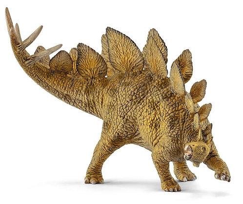 SCHLEICH Stegosaurus Dinosaur Figure
