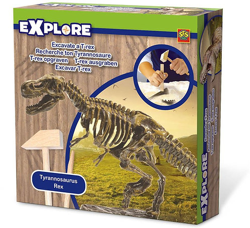 Excavate a T-Rex Kit