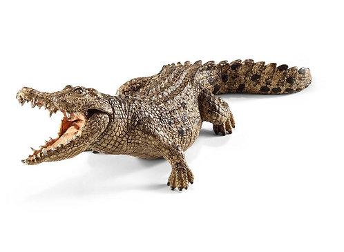 SCHLEICH Crocodile Figure