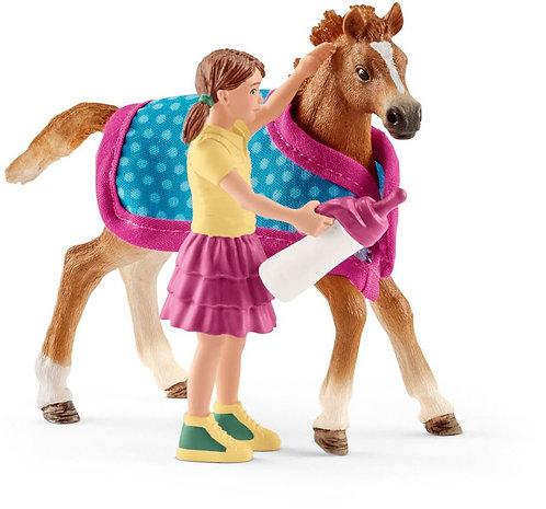SCHLEICH Horse Club Foal