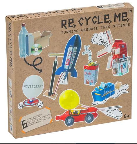 RecycleMe Science