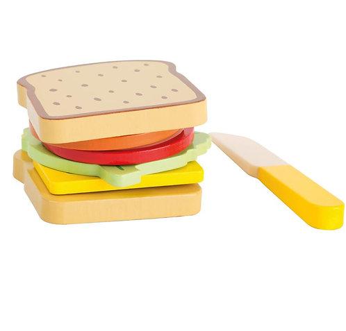 Wooden Sandwich