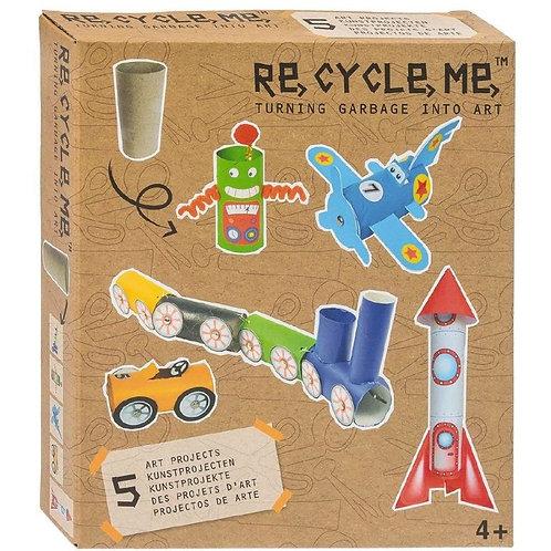 RecycleMe Model Engineer