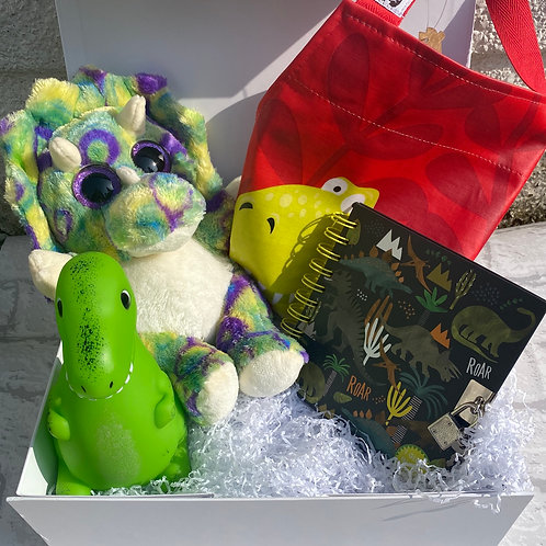 Dinosaur Themed Gift Box