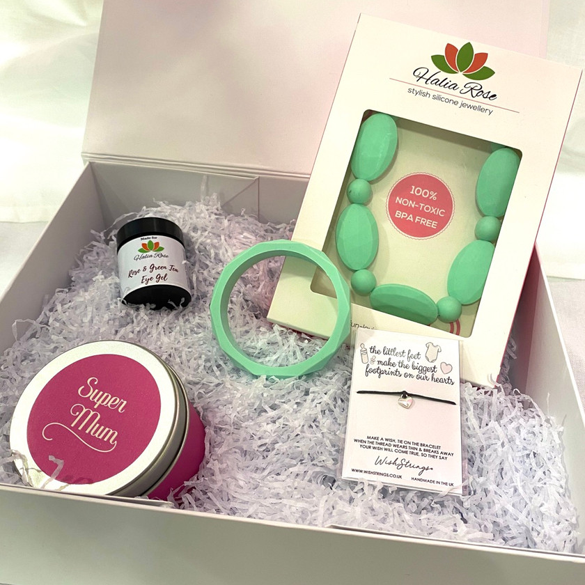 New Mama Gift Set. Special gift for new mum. Gifts for a new Mummy