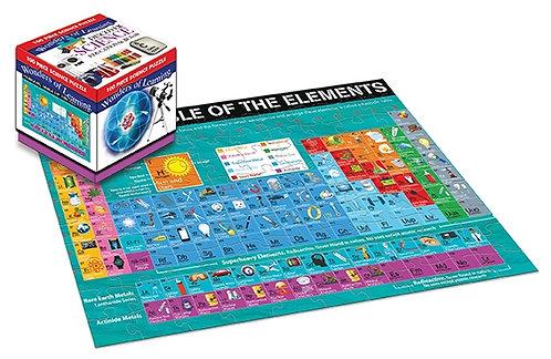 100 Piece Educational Puzzles