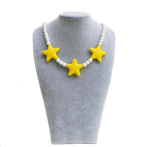 Little Stars Silicone Necklace