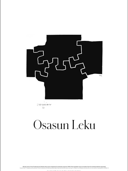 PÓSTER OSASUN LEKU
