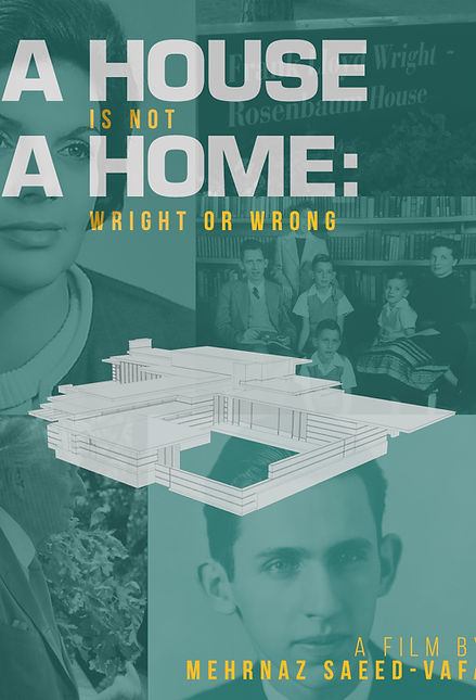 5070 - A House Is Not A Home Wright Or W