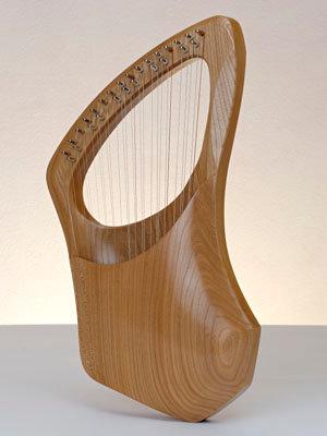 Small soprano Glocken-lyre