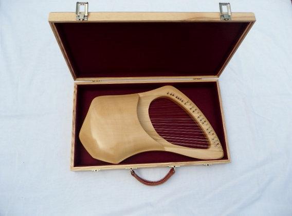 Soprano Glocken-Lyre wooden case