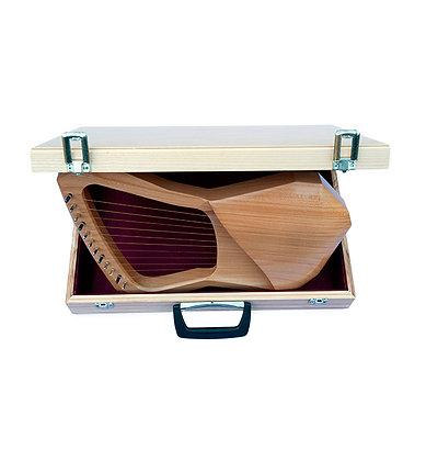 Glocken-Lyre wooden case