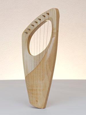 Glockenharfe (offenes Model)