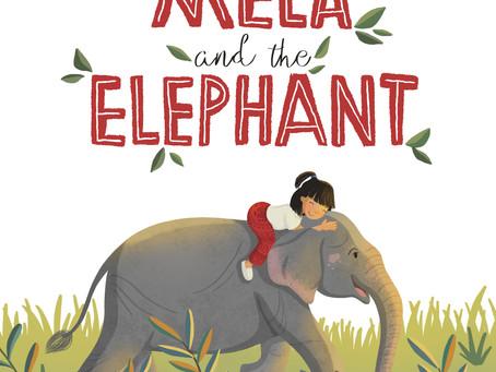 Mela and the Elephant: book review for MCBD