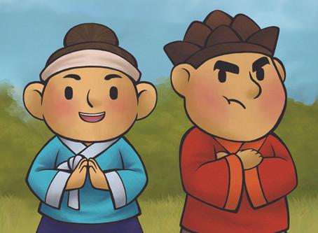 Top Korean folktale