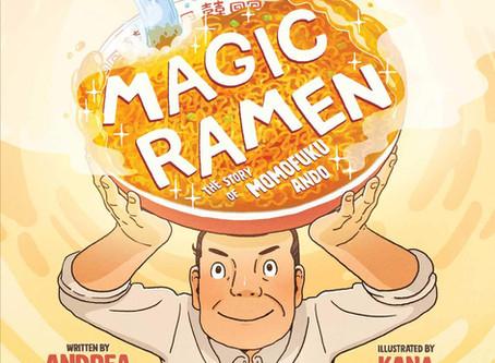 Book review: Who wants Ramen?