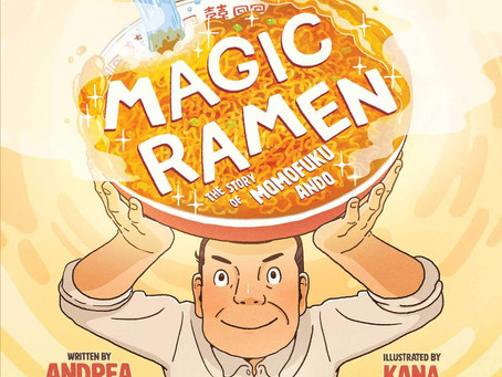 Book review: Who wants Ramen?