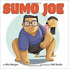 Sumo Joe (and his sister Jo) picture book review