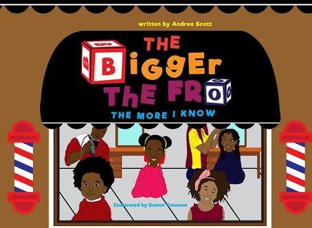 The Bigger the Fro: a book review for MCBD