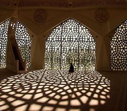 Bidden in moskee