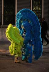 Mardi Gras Indians, St. Joseph's Night, New Orleans