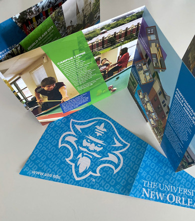 University of New Orleans Admissions