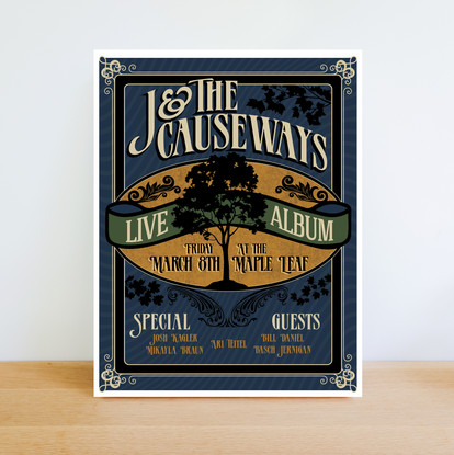 J & The Causeways, New Orleans