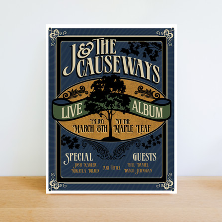 J and the Causeways, New Orleans