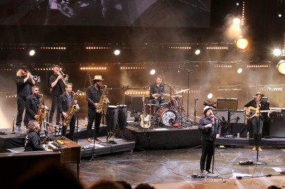 Nathaniel Rateliff & the Night Sweats, Red Rocks, CO