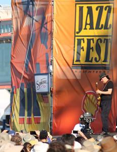 Carlos Santana, Jazz Fest 2019