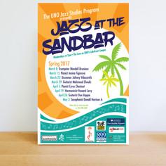 Jazz at the Sandbar, UNO, New Orleans