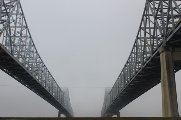 Crescent City Connection, New Orleans