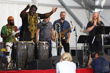 Alexey Marti, Jazz Fest 2019
