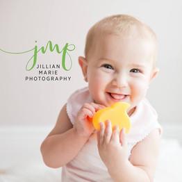 Logo Design for Jillian Marie Photograph