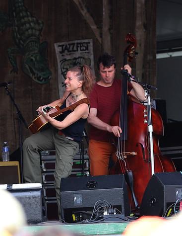 Ani Difranco, Jazz Fest 2019