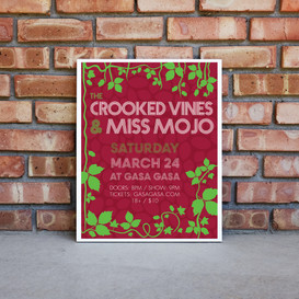 The Crooked Vines, New Orleans