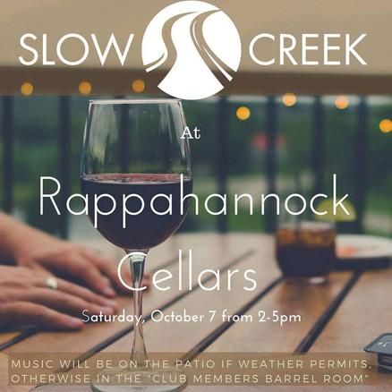 Slow Creek, Front Royal, Va