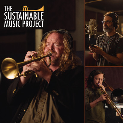 Logo Design for Sustainable Music Projec
