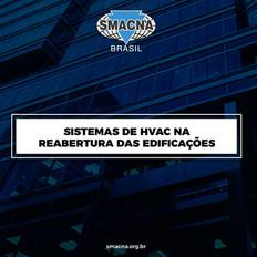Sistemas de HVAC na Reabertura das Edificações