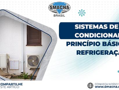 Sistemas de Ar Condicionado: Princípio Básico de Refrigeração