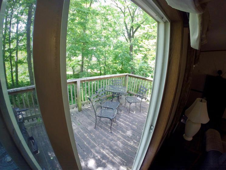 Kinkaid Cabins - Porch