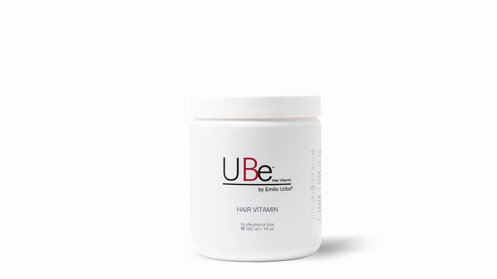 UBe Vitamina de Pelo