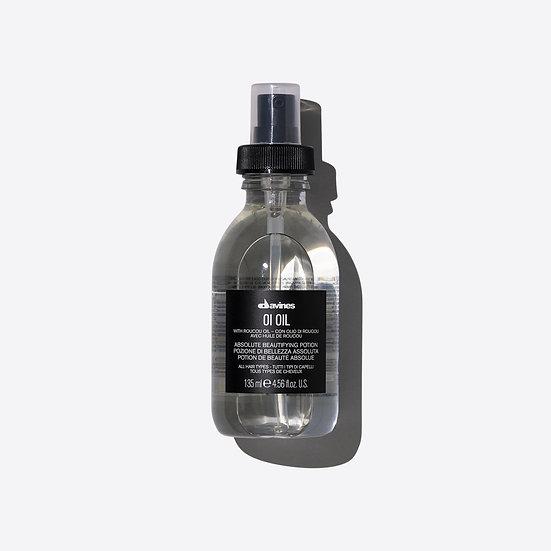Davines Anti-Frizz Oil 4.56 oz. - 135mL