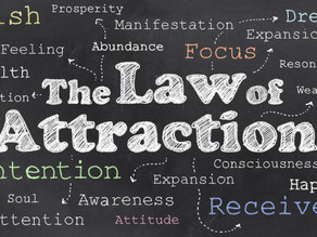 Lesson 2 - Chapter 1 - The basis on the law of attraction