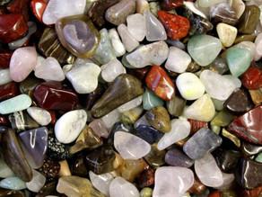 Crystals and Gemstones activation